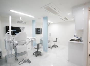 京都市右京区西院の矯正歯科 いろは歯科西院の診療室