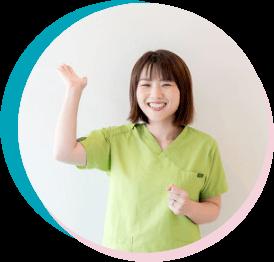 京都市右京区西院の歯医者 いろは歯科西院のスタッフ