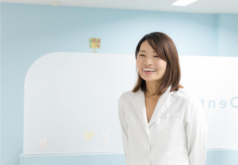 京都市右京区西院の矯正歯科 いろは歯科西院の宮崎絵梨香ドクター